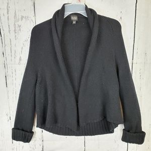 Eileen Fisher 100% Cashmere Cardigan Sweater Sz M